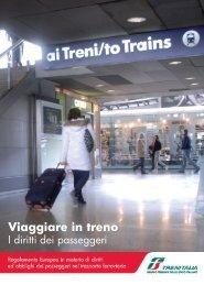 Brochure in italiano (.pdf 876 KB) - Trenitalia