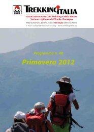 Programma N. 48 P Rimavera 2012 - Trekking Italia
