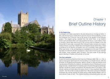 Please click here to view sample pages from the ... - Wells Cathedral