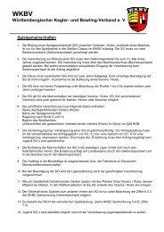 Antrag für Spielgemeinschaft - WKBV