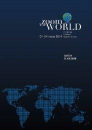 scheda di adesione - Zoom The World