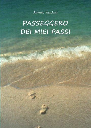 PASSEGGERO DEI MIEI PASSI - Youcanprint.it