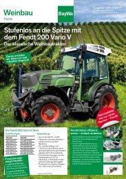 4760 Weinbau SC13 - BayWa AG