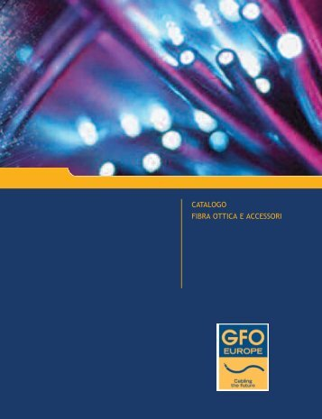 CATALOGO GOMA definitivo - Gfo Europe S.p.A.