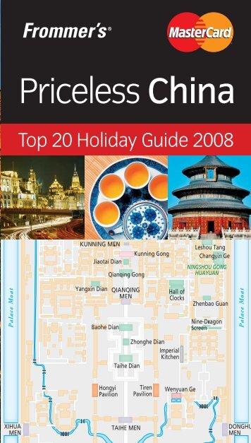 Priceless China - MasterCard