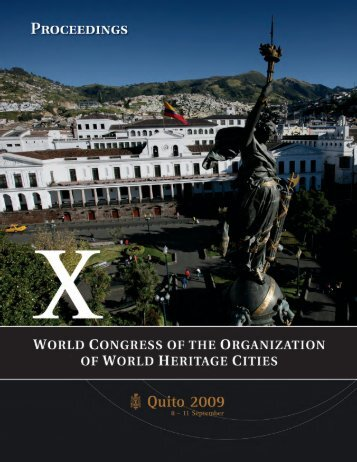 Proceedings Tenth World Congress of the Organization ... - The Getty
