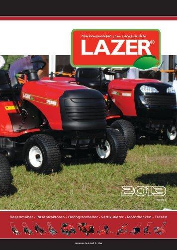Lazer 2013 - Kendt