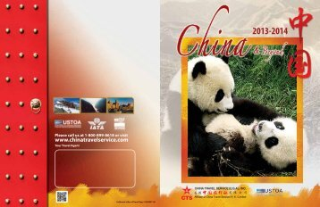 china classic Discovery - China Travel Services