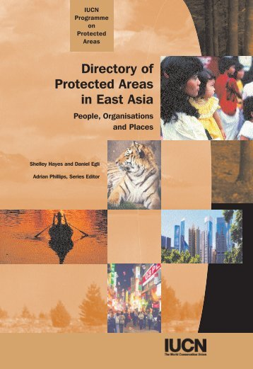 Directory of Protected Areas in East Asia - IUCN