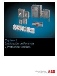 Capítulo 1 Distribución de Potencia y Protección Eléctrica - ABB