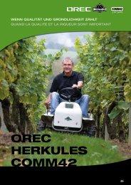 Catalogue Orec - Tam AG