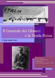 Il Generale dei Ghiacci e la Tenda Rossa - Istituto Superiore Statale ...