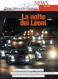 Scarica il PDF - Targa Tricolore Porsche