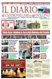 N. 16 - Il Diario di Castrovillari