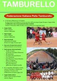 Federazione Italiana Palla Tamburello - Comitato Provinciale di Trento