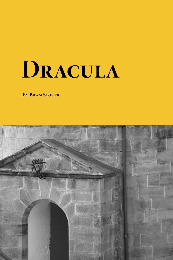the genre of stokers dracula essay 'dracula' was written by bram stoker in 1897 it falls within the genre of gothic horror gothic horror consists of novels and tales that developed as a reaction to the age of reason by thomas paine, and dominated english literature from 1764 with the castle of ortanto by horace walpoleread more.