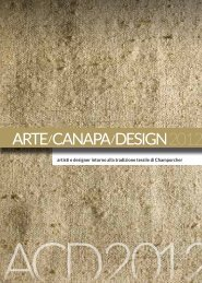 ARTE/CANAPA/DESIGN 2012 - Planet Life Economy Foundation
