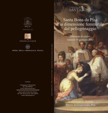 Programma - Università degli Studi di Verona
