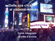 Presentazione del prof. Corticelli