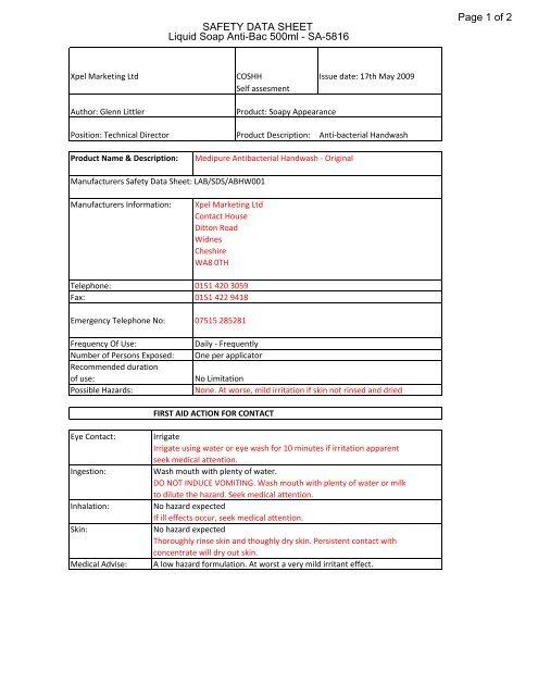 Buckeye Symmetry Foaming Hand Sanitizer 1000 Ml A L Sales