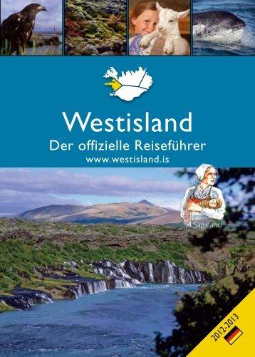 Vest Island! (PDF) - Vesturland