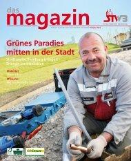 Magazin Das - Stadtwerke Bamberg