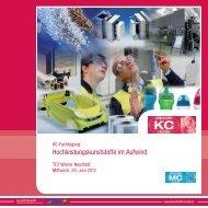 Einladung und Antwortkarte Fachtagung Hochleistungskunststoffe