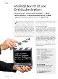 Direct News - Die Schweizerische Post - Seite 6