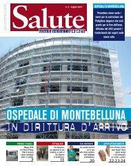 OSPEDALE DI MONTEBELLUNA - Azienda ULSS 8