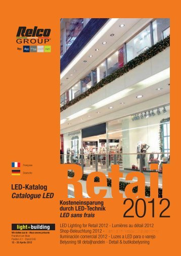 LED-Katalog Catalogue LED - dynalux