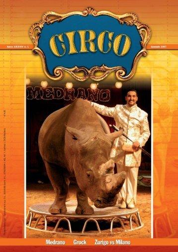 circo GENNAIO 2007