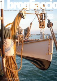 il brogliaccio 008 - Associazione Nazionale Allievi Scuola Navale F ...