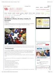 16.05.2013.www.vita.it - Sport Senza Frontiere