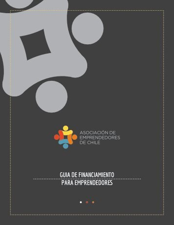 GUIA DE FINANCIAMIENTO PARA EMPRENDEDORES