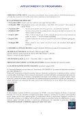 Per la stagione 2008/2009 sono operanti due Comitati Consultivi IN ... - Page 3