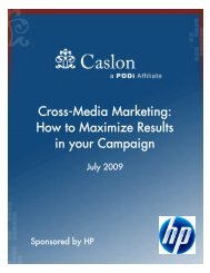 Cross-Media Marketing: How to Maximize Results in your Campaign