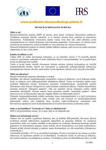 www.pediatric-rheumathology.printo.it