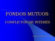 Conflictos de interés - World Bank
