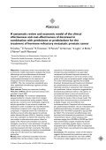 Docetaxel with prednisone or prednisolone for the treatment of ... - Page 5