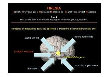 TIRESIA - Infn