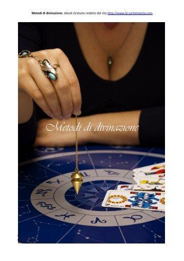 Metodi di divinazione - Cartomanzia