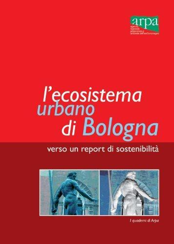 l´ecosistema urbano a Bologna - Arpa
