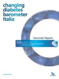 II rapporto Changing Diabetes Barometer - Diabete Italia