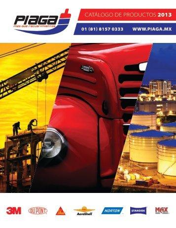 Descarga nuestro catálogo de productos - PIAGA