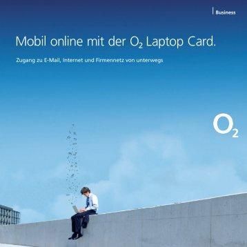 Mobil online mit der