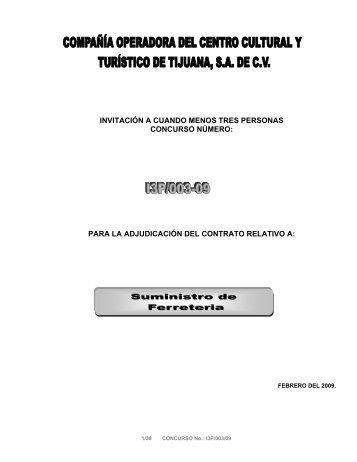 LICITACION PUBLICA NACIONAL - Cecut