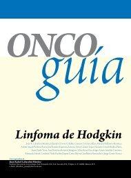 Linfoma de Hodgkin - Instituto Nacional de Cancerología