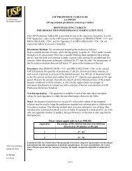USP Prednisone Tablets RS Lot P0E203 - US Pharmacopeial ...