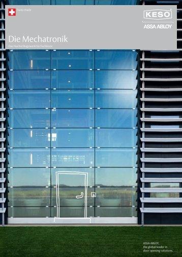 Die Mechatronik - KESO GmbH
