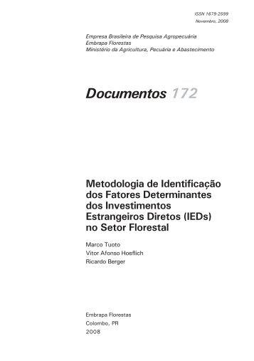 Download em formato PDF - Embrapa Florestas